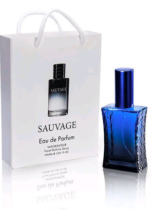 Sauvage (Саваж) в подарочной упаковке 50 мл