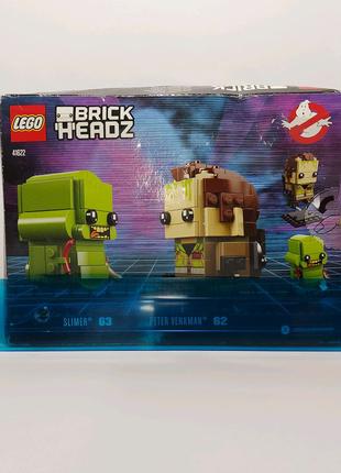 Конструктор LEGO Лего Brickheadz Питер Венкмана и Лизун 228 детал