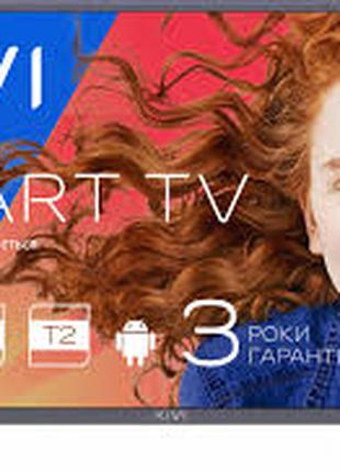 "Телевизор 32"" Kivi 32HR55GU  Android Smart T2"