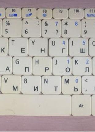Клавиатура, клавиши, Acer Aspire One D270, D257, AO531, AO722