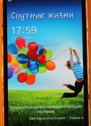 Samsung Galaxy S4 mini GT-i9195 оригинал gray смартфон