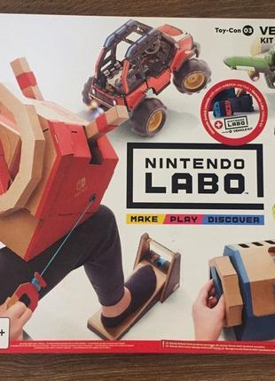Игровой аксессуар Nintendo Labo Vehicle Kit