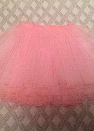 Пышная юбка сетка