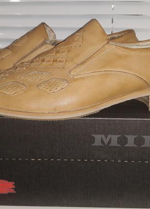 Мужские туфли фирмы «Мида», р. 45