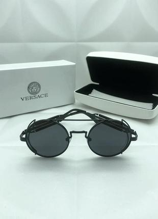 Женские солнцезащитные очки в стиле versace 🔥унисекс