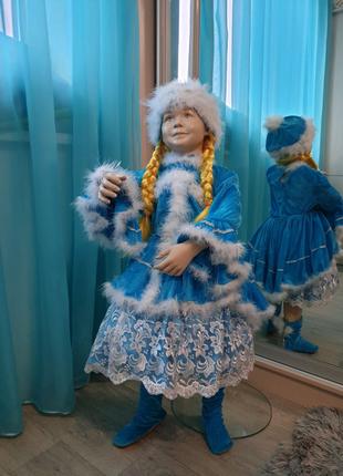 Карнавальные костюмы на девочку