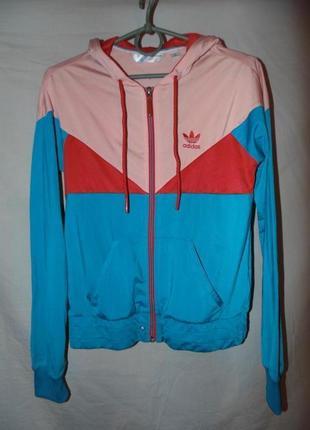 Олимпийка кофта худи adidas оригинал