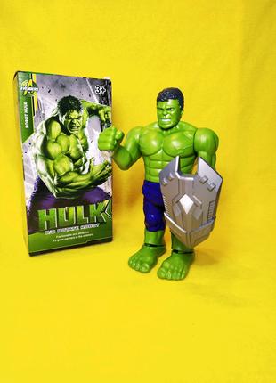 Інтерактивний робот Hulk (ХАЛК)