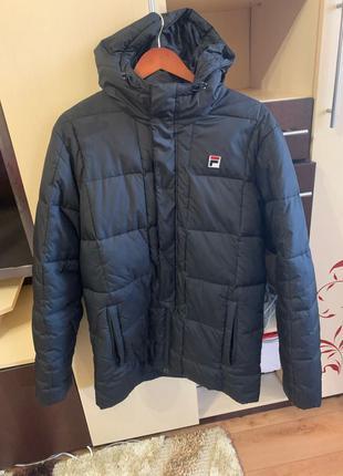 Зимняя Куртка Fila оригинал
