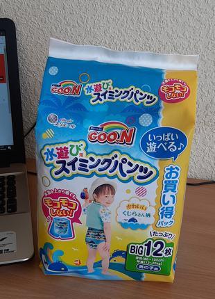 Трусики-підгузки для плавання Goo.N для хлопчиків.