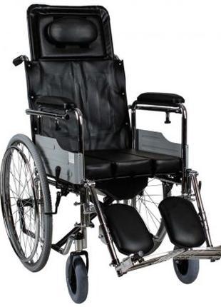 Коляска инвалидная многофункциональная с туалетом