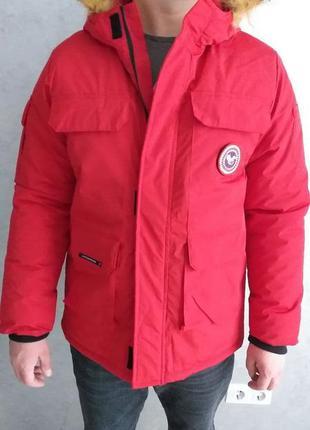 Нова  чоловіча куртка парка розм. м-л в наявності (без бірки)