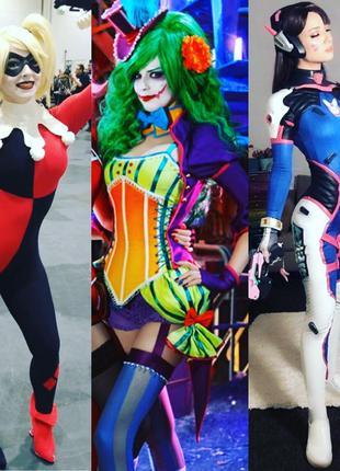 Пошив креативных костюмов для #cosplay #косплей любой сложности и