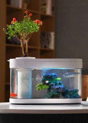 АКВАФЕРМА AquaFarm (Аквариум + самоочистка) 10 литров