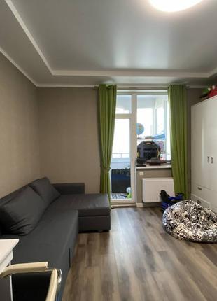 В продаже 2-комнатная квартира в ЖК Альтаир