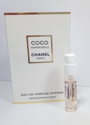 Chanel coco mademoiselle eau de parfum intense парфюмированная...