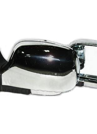 Зеркала наружные ВАЗ 2109 ЗБ-3109ПChrome сферич с указ.пов 290882