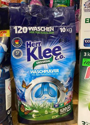 Стиральный порошок Klee Universal 10 kg