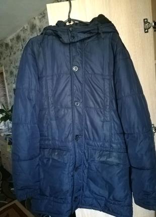 Зимняя куртка мужская/пальто Oodji