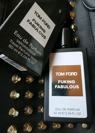 Tom Ford Fuking Fabulous 60ml tester