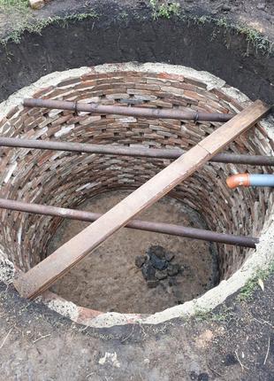 Сливная яма под ключ 8000грн