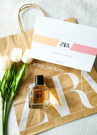Zara gourmand addict (edt 80 ml) (оригінальні парфуми, духи, т...