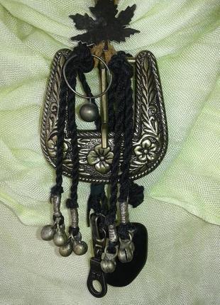 Бохо подвеска кулон колье-стильно модно оригинально.ручная работа