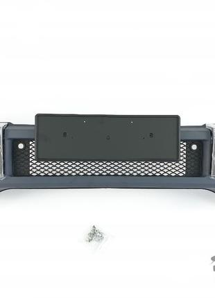 Передний бампер amg g55 mercedes w463 90-15г бампер mercedes w463