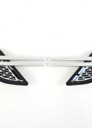 Жабры Range Rover Sport 14-17г жабра в крила рендж ровер спорт...