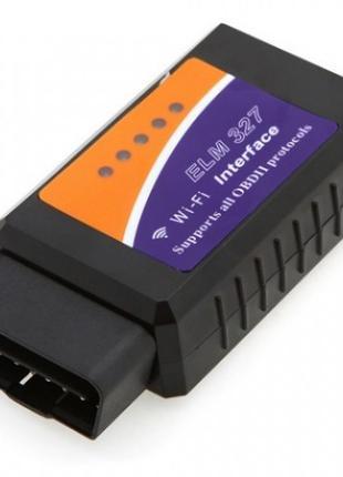 Wi-Fi ELM327 V1.5 OBD2 сканер диагностики авто 284276