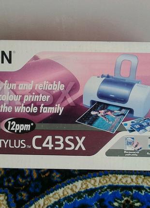 Продам струйный принтер б/у
