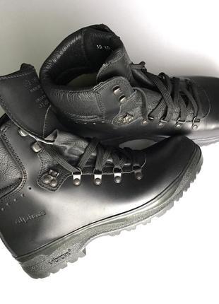 Ботинки зимние alpina, до-20 качественная натуральная кожа 42,...