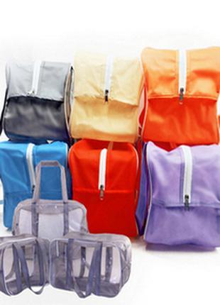 Набор из 3 сумок в роддом EcoNova S+M+XL Сумки в роддом