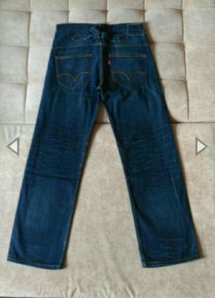 Широкие джинсы levis 503 w30 l30