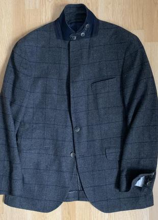 Hackett london blazer jacket пиджак люкс