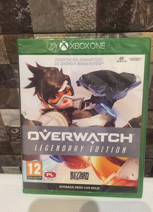 Игра Overwatch Legendary Edition xbox one