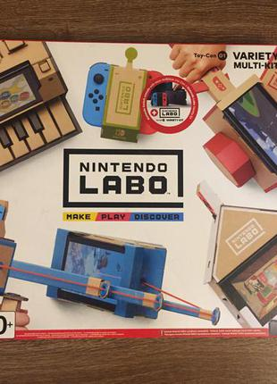 Игровой аксессуар Nintendo Labo  Variety Kit