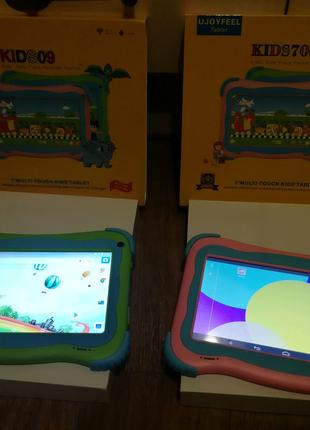 Детский планшет для мультиков игр учебы YouTube 4ядра 7 дюймов на
