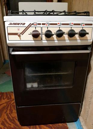 Продается газовая печь Элента