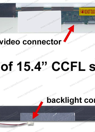 "LCD матрица ноутбука LTN154X3-L0A 15.4"" WideScreen WXGA 1280x800"