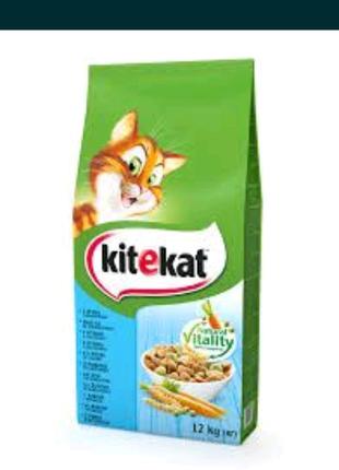 Акция Сухой корм Кітікет Kitekat 12 кг-485грн