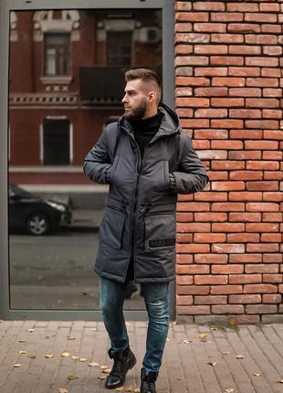 Парка, куртка, ветровка мужская