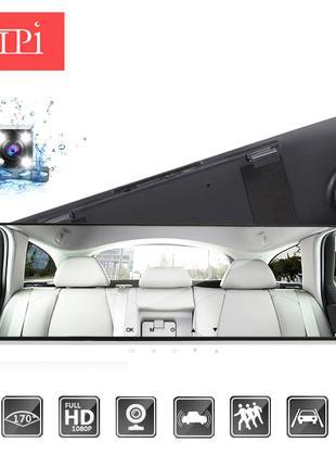 Автомобильное зеркало ViPi с регистратором и камерой заднего вида