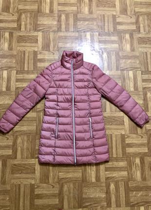 Стильная стёганная куртка-пальто фирмы s.Oliver 36р