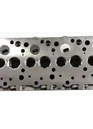 Головка блока цилиндров Mitsubishi 2.5td D4BF 4D56T