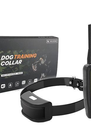 Тренировочный ошейник для собак JANPET