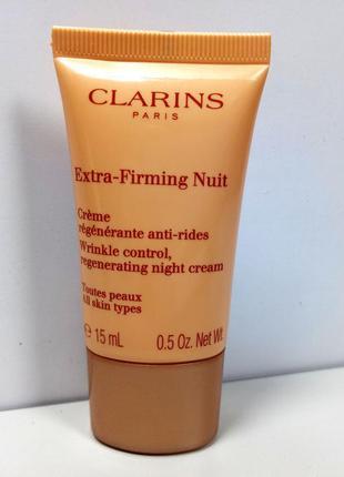 Крем для лица clarins extra-firming (тестер) 15ml