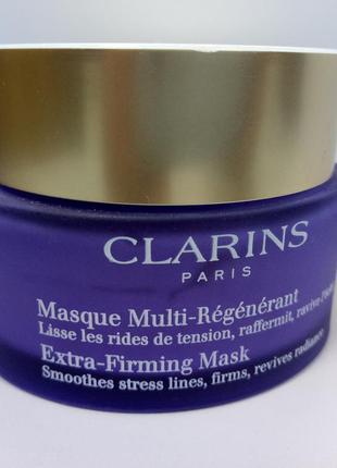 Омолаживающая маска для лица clarins skincare extra-firming (т...