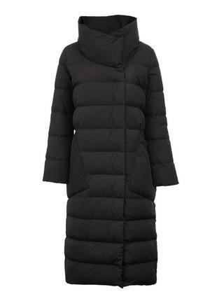 🔥 длинный суперкачественный зимний пуховик /пуховое пальто 90%...