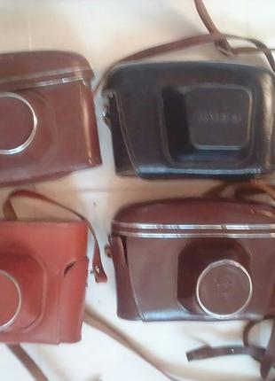 Фоточехол чехол футляр фотоаппарат киев фэд винтажные старые с...